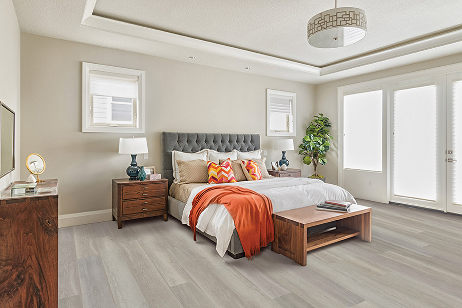 Modern waterproof flooring ideas in Cumming, GA from Bridgeport Carpets