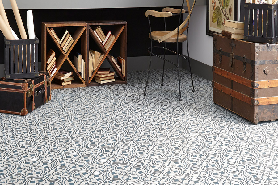 Modern vinyl flooring in Ephrata, PA from Weaver's Carpet & Tile
