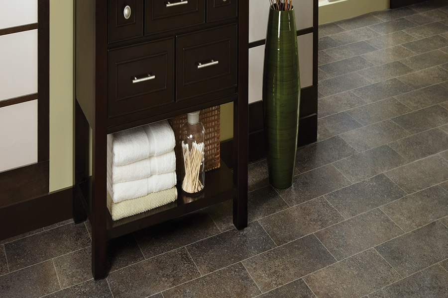 Modern vinyl flooring in Newport, MI from Mike's Quality Flooring