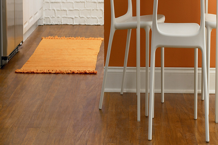Wood look vinyl sheet flooring in Rosendale, NY from The Carpet Store and Warehouse