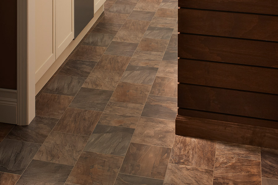 Modern vinyl flooring in Inverness, FL from Cash Carpet & Tile
