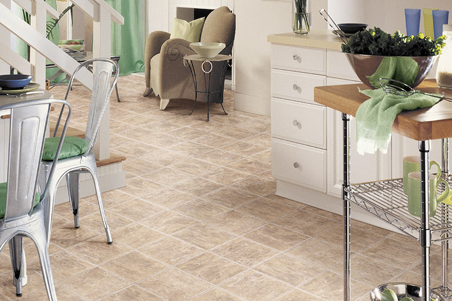 Sheet vinyl in Warrenton, VA from Early's Flooring Specialists & More