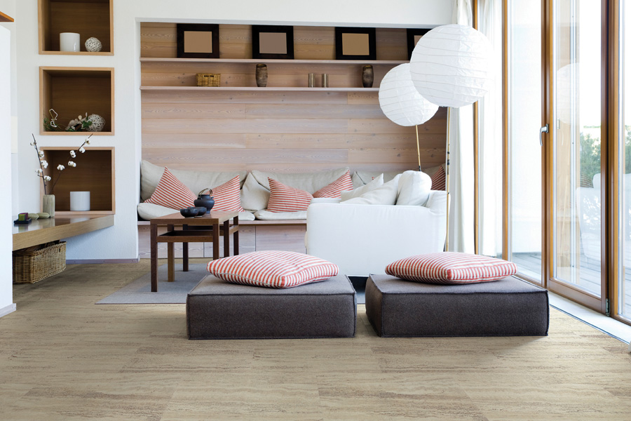 The Kirkland, WA area's best cork flooring store is Fantastic Floors