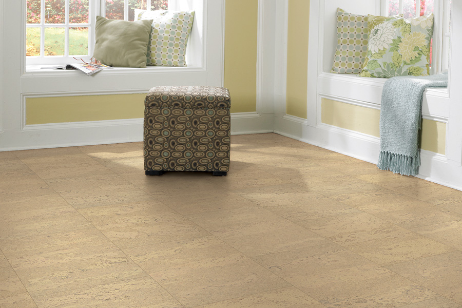 Eco-friendly flooring options such as cork in Kirkwood, MO from Champion Floor Company