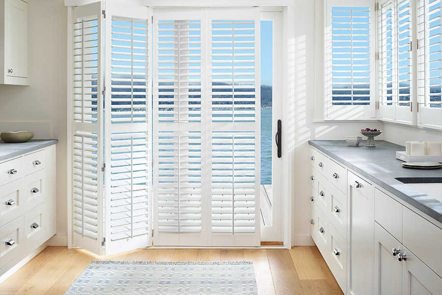 Window treatments in Larchmont NY from Kanter's Carpet & Design Center