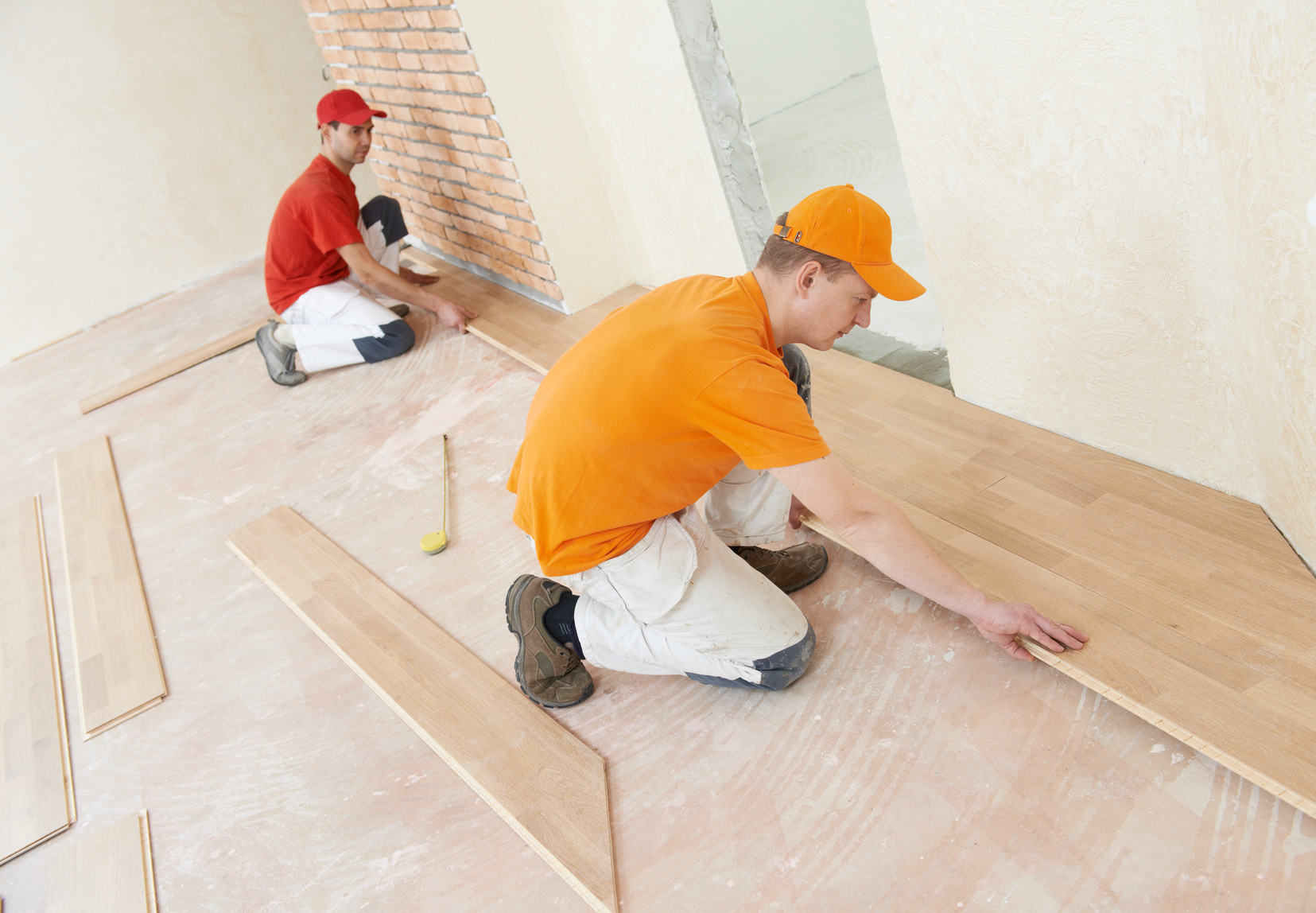 Flooring installation in Atlanta, GA by Select Floors
