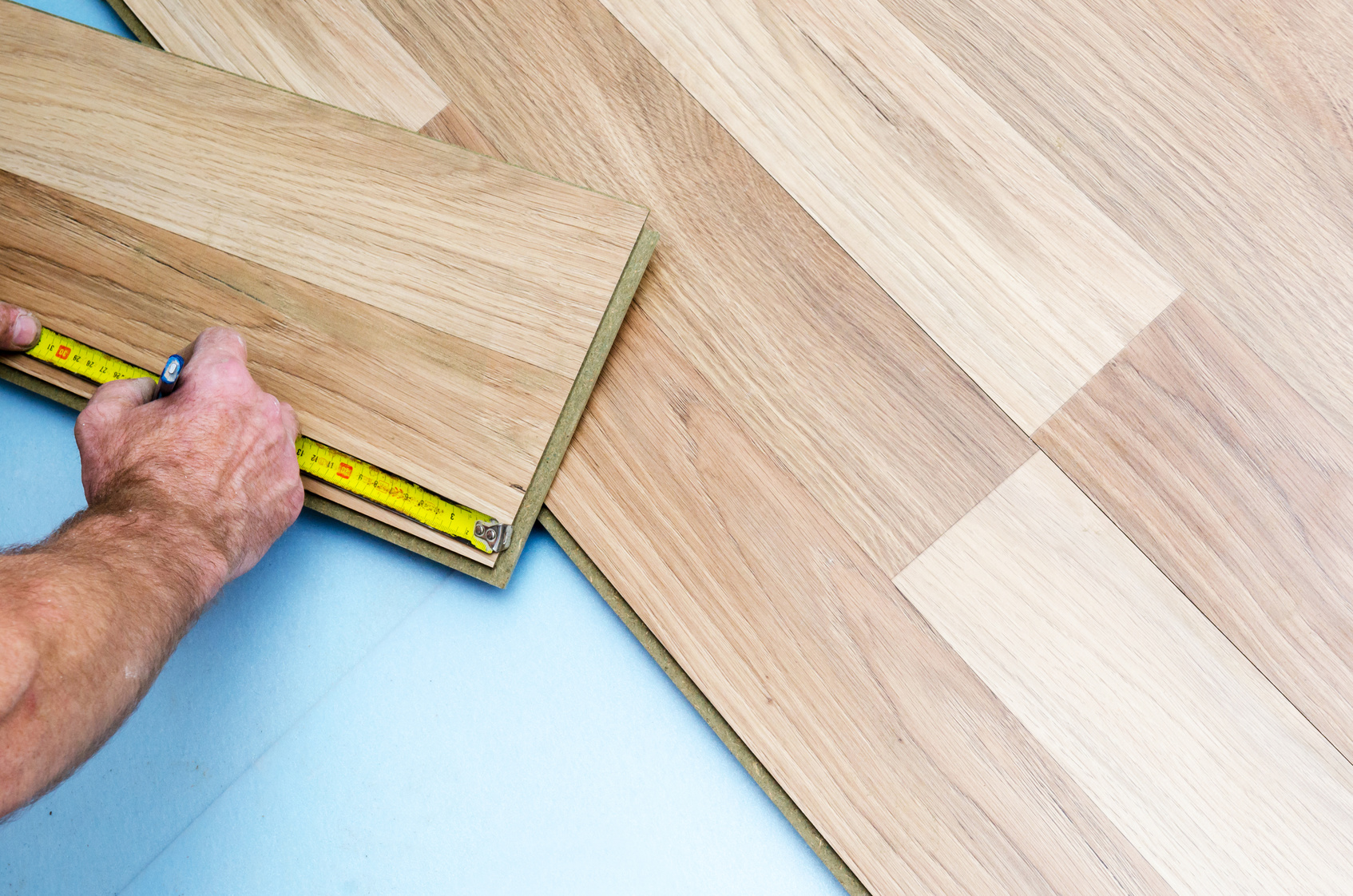 Floor Repair from Buono's Flooring Co. in Brooklyn, NY