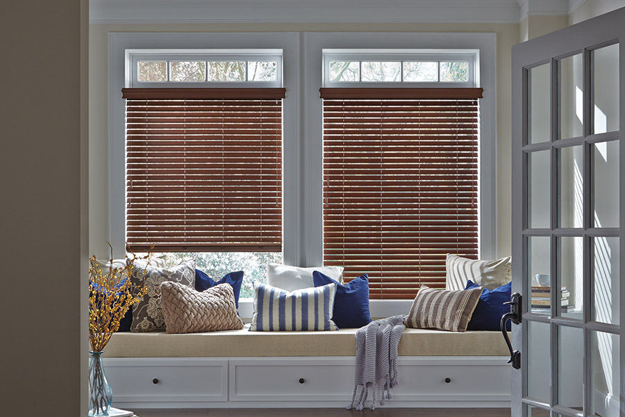 Window treatments in Hickory, NC from McLean Floorcoverings