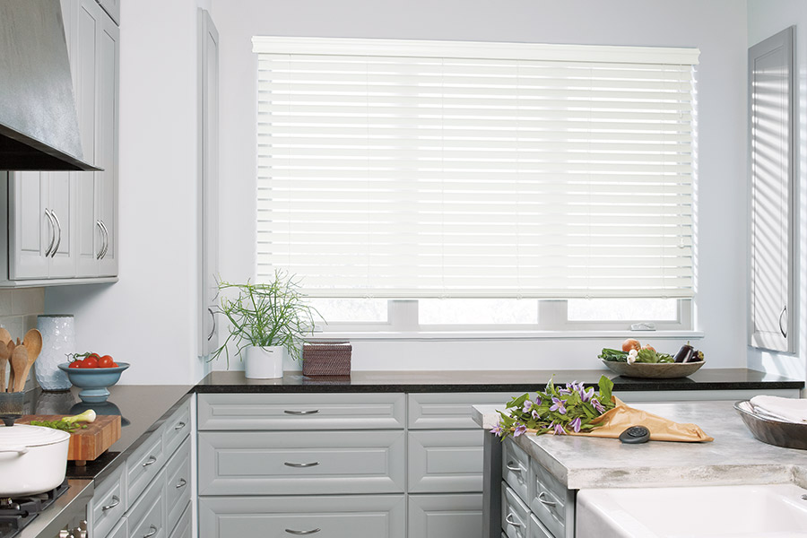 Modern window treatments in Kailua HI from American Carpet One Floor & Home