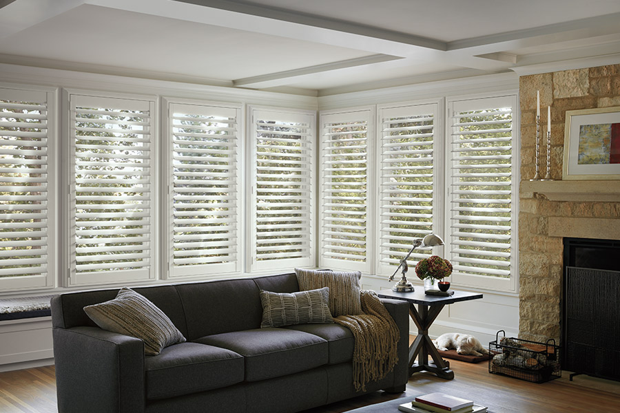 Window treatments in Las Dos, NM from Coronado Paint & Decorating Center