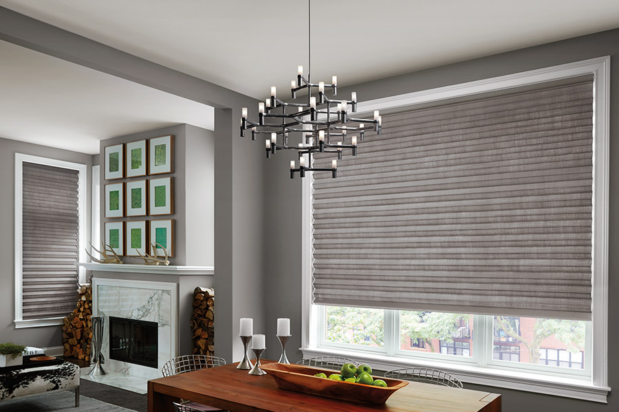 High quality and stylish window treatments in Pekin, IL from Vonderheide Floor Covering