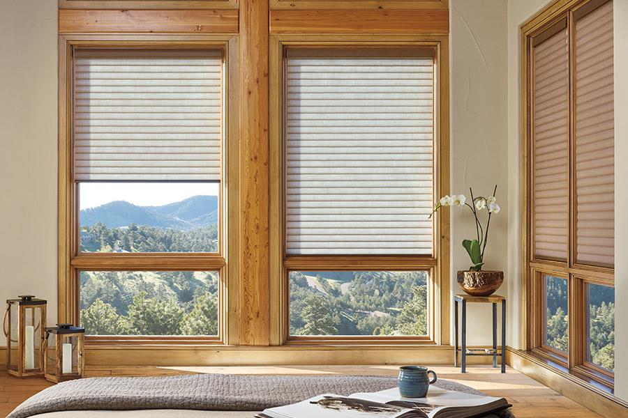 Hunter Douglas windows in Princeton, WI from McCartney Carpet