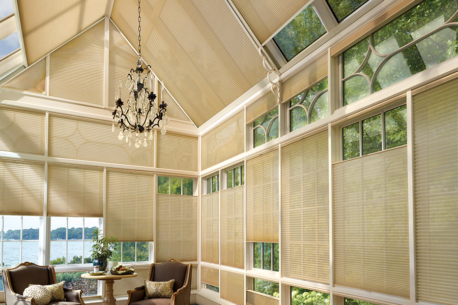 The Greencastle, PA area's best window treatments is Henry's Floor Covering