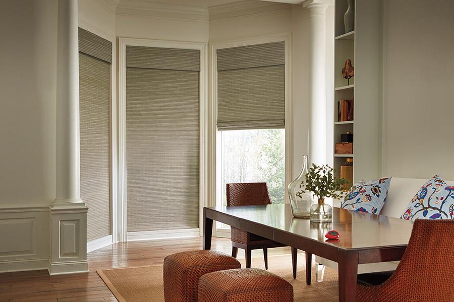 The Fairmont, MN area's best window treament store is Doolittle's Carpet & Paints