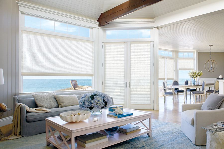 Window treatments in Edison, NJ from Aldo Design Group