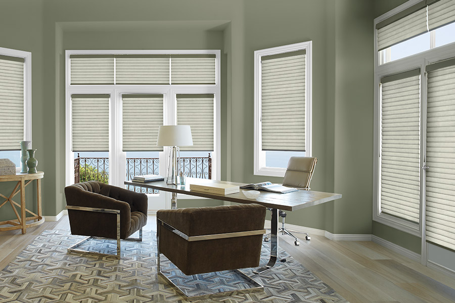 Hunter Douglas Window Treatments in Ventura County, CA from Chisum's Floor Covering