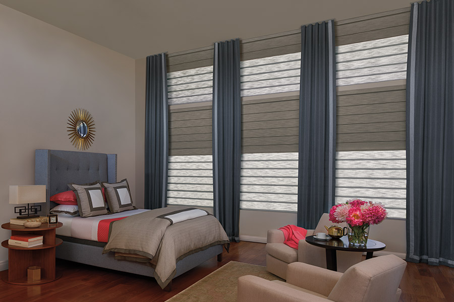 Window coverings in Burnet, TX from HC Floors and More