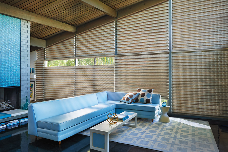 Hunter Douglas window treatments in Village of Oak Creek, AZ from Main Place Floor & Window Fashions