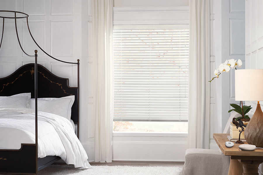UV filtering blinds in Los Alamitos, CA from Bixby Plaza Carpets & Flooring