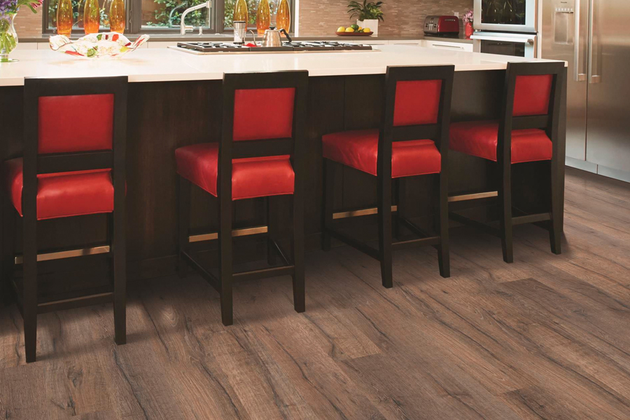 Wood look laminate flooring in North Myrtle Beach, SC from Young Interiors Flooring Center