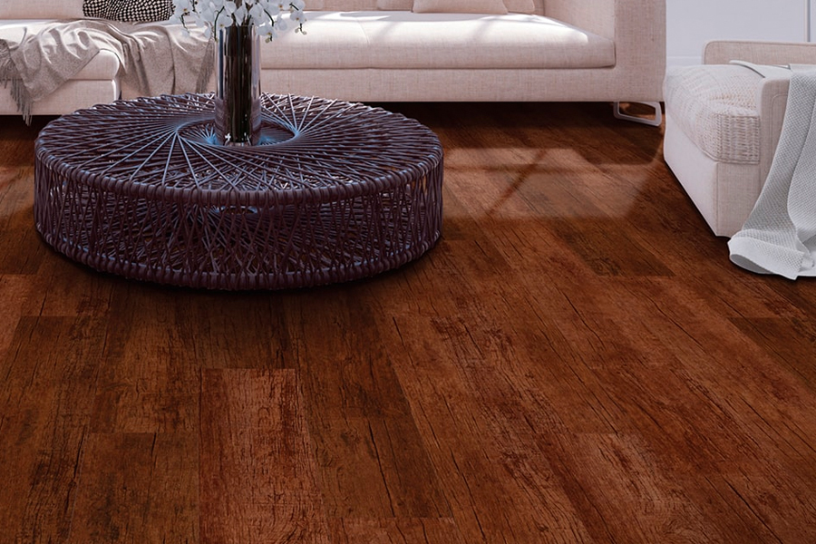 Laminate floor accents in Rochester, NY from Skip's Custom Flooring