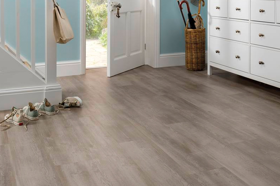 Modern vinyl flooring in Lonsdale, MN from Bisek Interiors