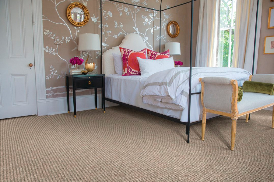 Beautiful textured carpet in Hershey, PA from Couch Potato Carpet & Flooring