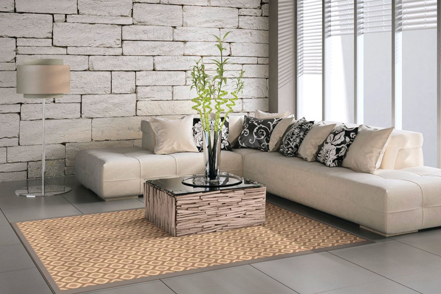 Indoor/outdoor area rugs in Marshall, MI from Michigan Tile & Carpet