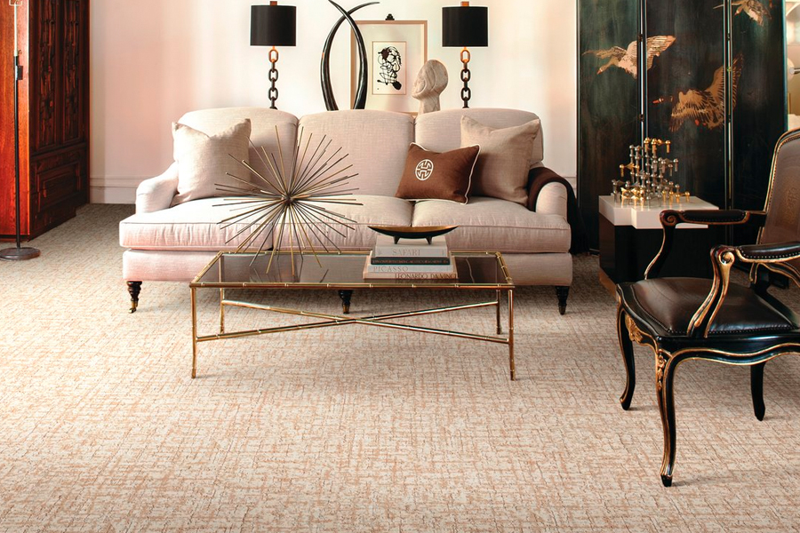 Beautiful textured carpet in Hendersonville, TN from H&T Carpets, Inc