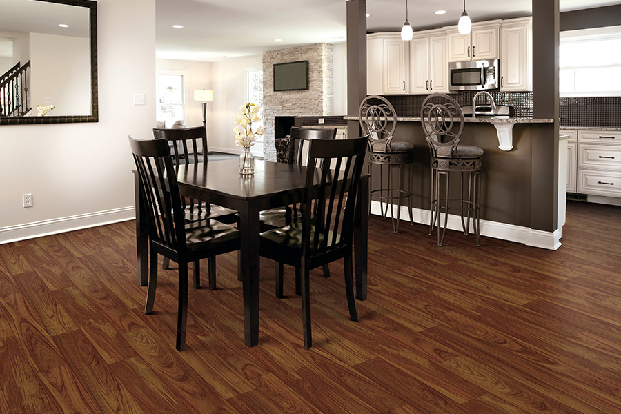 Luxury vinyl plank (LVP) flooring in Hope Mills, NC from Cape Fear Flooring and Restoration