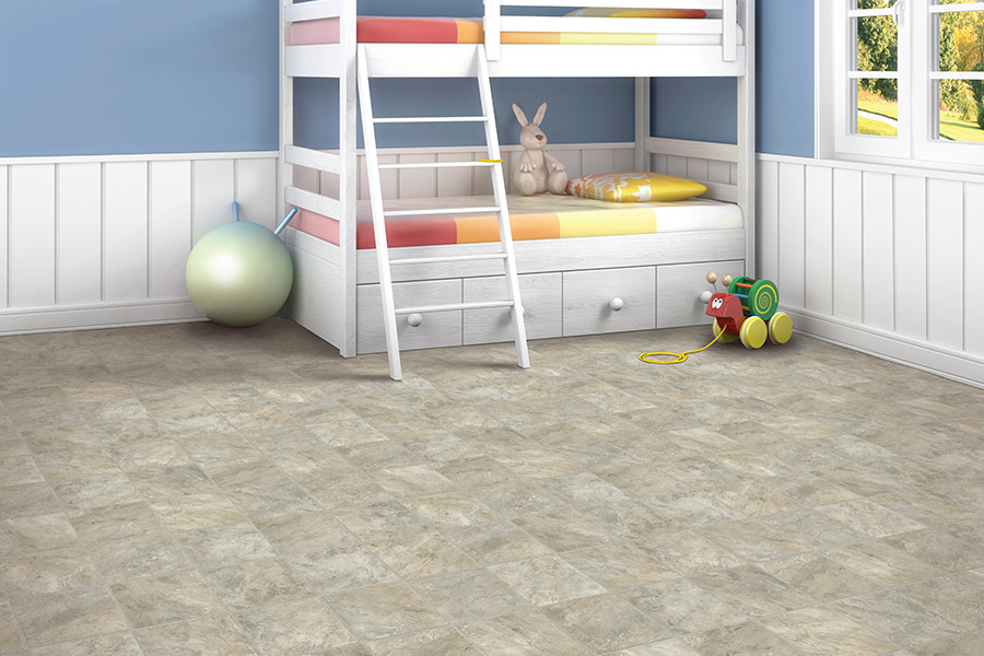 Luxury vinyl tile (LVT) flooring in Sun City, AZ from Carpets Of Arizona