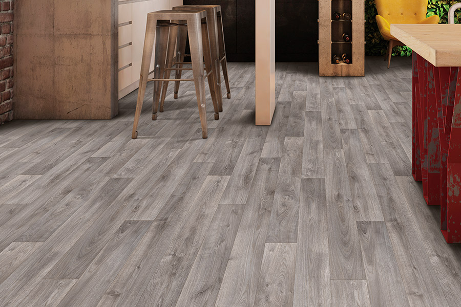 The Brooklyn, OH area's best waterproof flooring store is The Floor King