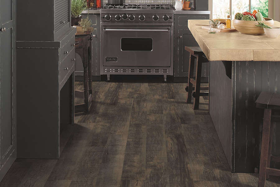 Wood look luxury vinyl plank flooring in Brownstown, MI from Ace Kitchen Bath & Flooring