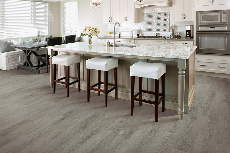 Luxury vinyl tile (LVT) flooring in McKinney, TX from Dallas Floor & Remodel