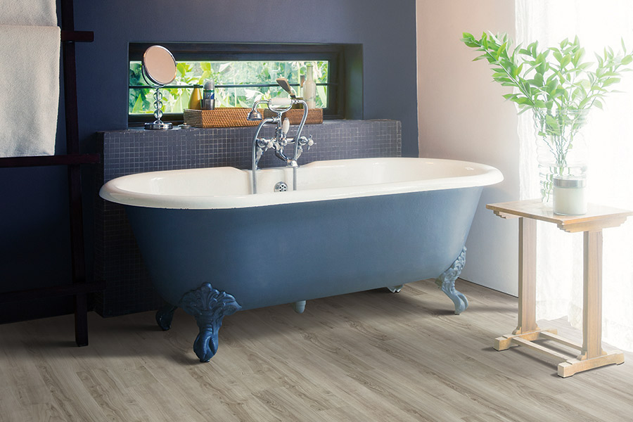 The Fair Oaks, CA area's best waterproof flooring store is American River Flooring