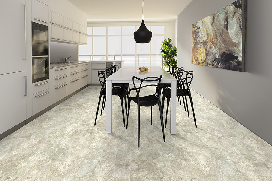 Luxury vinyl tile (LVT) flooring in Estero, FL from ProFloors & Cabinets