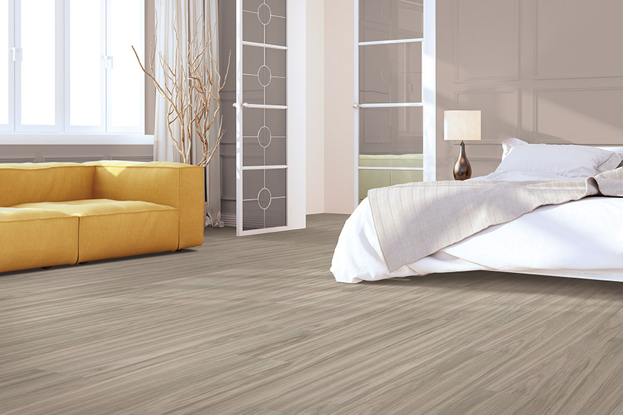 Waterproof luxury vinyl floors in Huntertown, IN from K&N Carpet