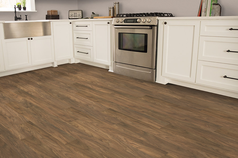 Wood look waterproof flooring in Madera, CA from Jaime's Designs & Floors