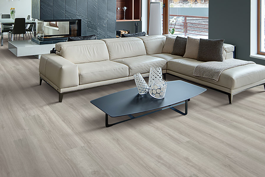 Modern vinyl flooring in Carmichael, CA from On Point Flooring
