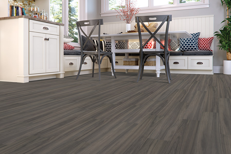 Luxury vinyl plank (LVP) flooring in Redmond, WA from Interiors By Jayme