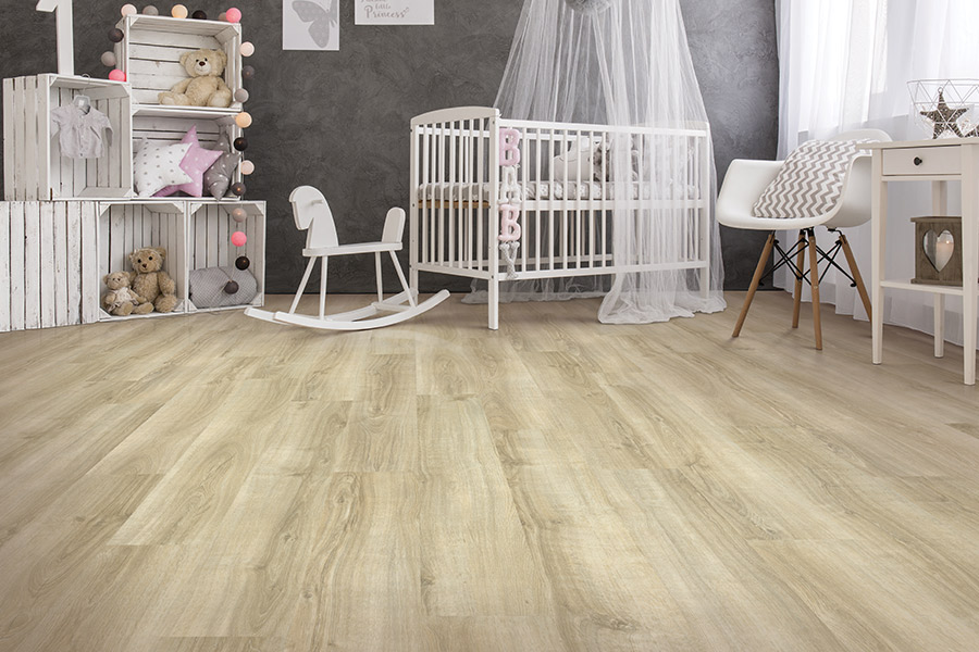 Waterproof luxury vinyl floors in Collinsville, IL from Valor Home Services