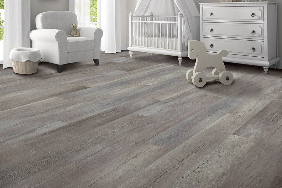 Luxury vinyl tile (LVT) flooring in Waukee, IA from The Floor Doctors