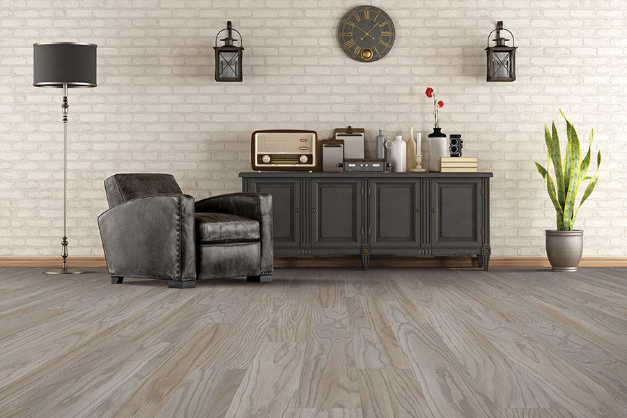Luxury vinyl plank (LVP) flooring in Wood County, OH from Genoa Custom Interiors