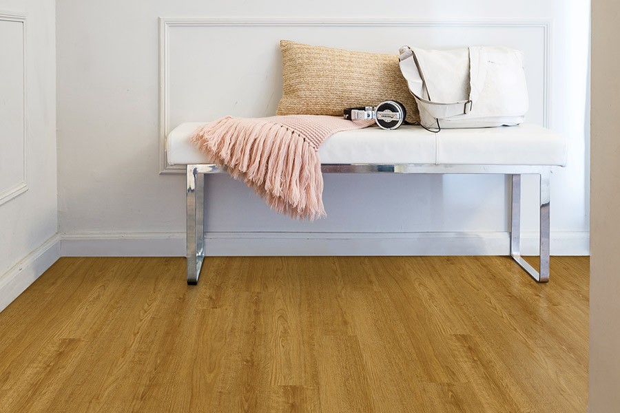 Wood look waterproof flooring in Frisco, TX from First US Floors