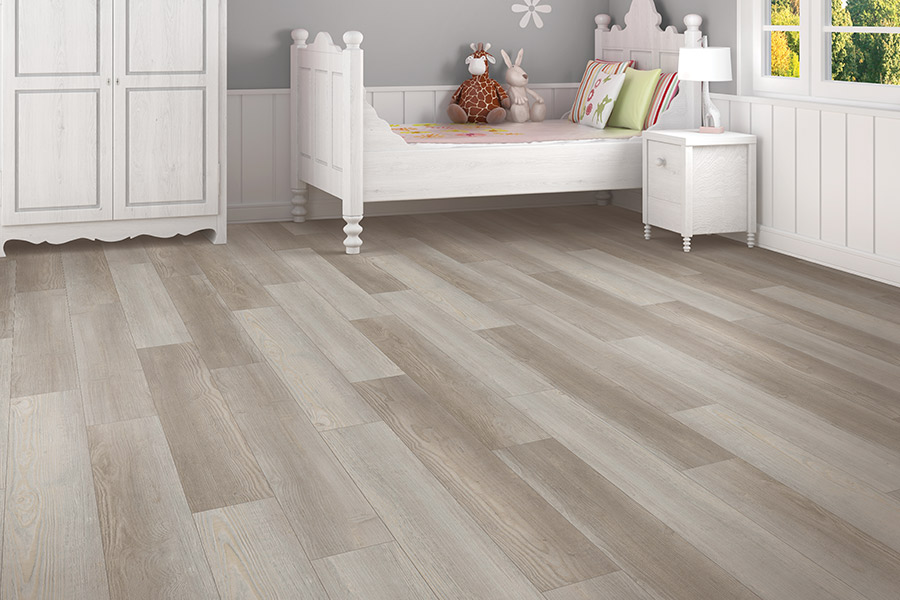 Luxury vinyl plank (LVP) flooring installation in Sandy Springs, GA by Select Floors