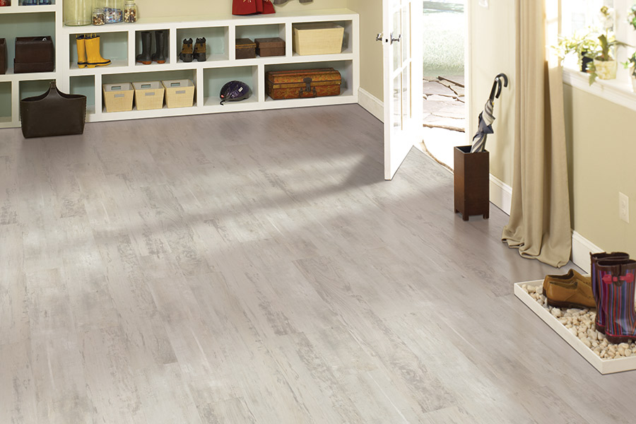 Luxury vinyl tile (LVT) flooring in Northern Tennessee from Shop at Home Carpets