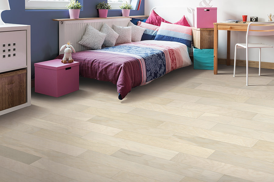 Contemporary wood flooring in Palm Beach Garden, FL from Floor Specialists