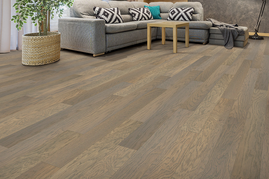 Contemporary wood flooring in Bellevue, WA from Fantastic Floors