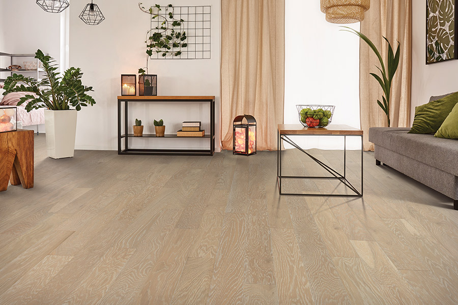 Contemporary wood flooring in Dawsonville, GA from Southern Classic Floors & More