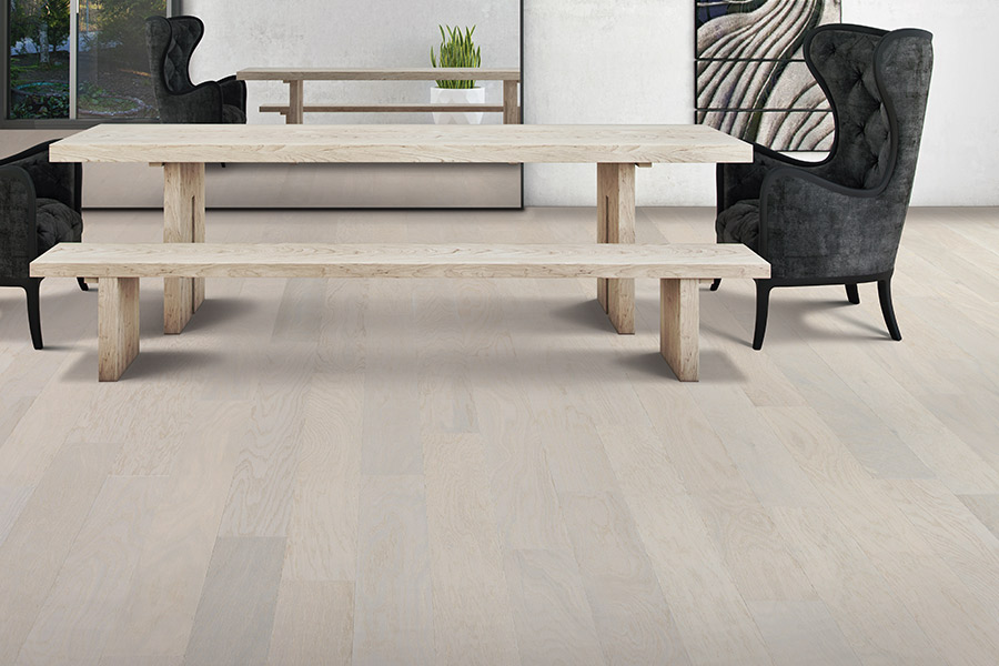 Contemporary wood flooring in Boston, MA from Elfman's Flooring